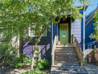 Photo 1: 1613 E 4TH AVENUE in Vancouver: Grandview VE House for sale (Vancouver East)  : MLS®# R2096953