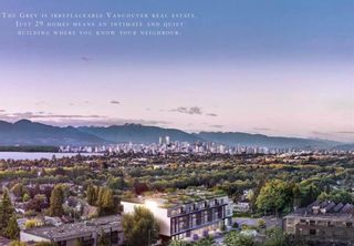 "Photo 1: 310 3639 W 16TH Avenue in Vancouver: Point Grey Condo for sale in ""THE  GREY"" (Vancouver West)  : MLS®# R2561197"