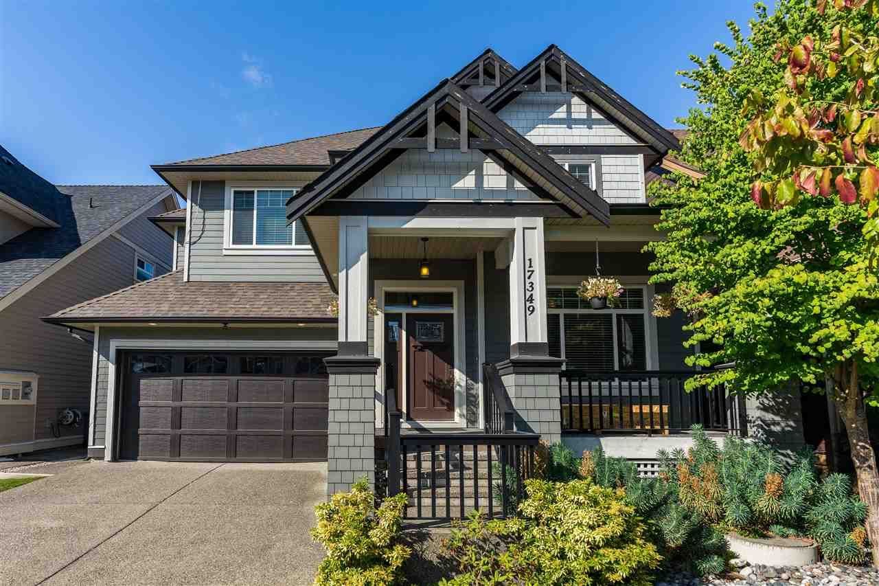 Main Photo: 17349 0B AVENUE in Surrey: Pacific Douglas House for sale (South Surrey White Rock)  : MLS®# R2401283