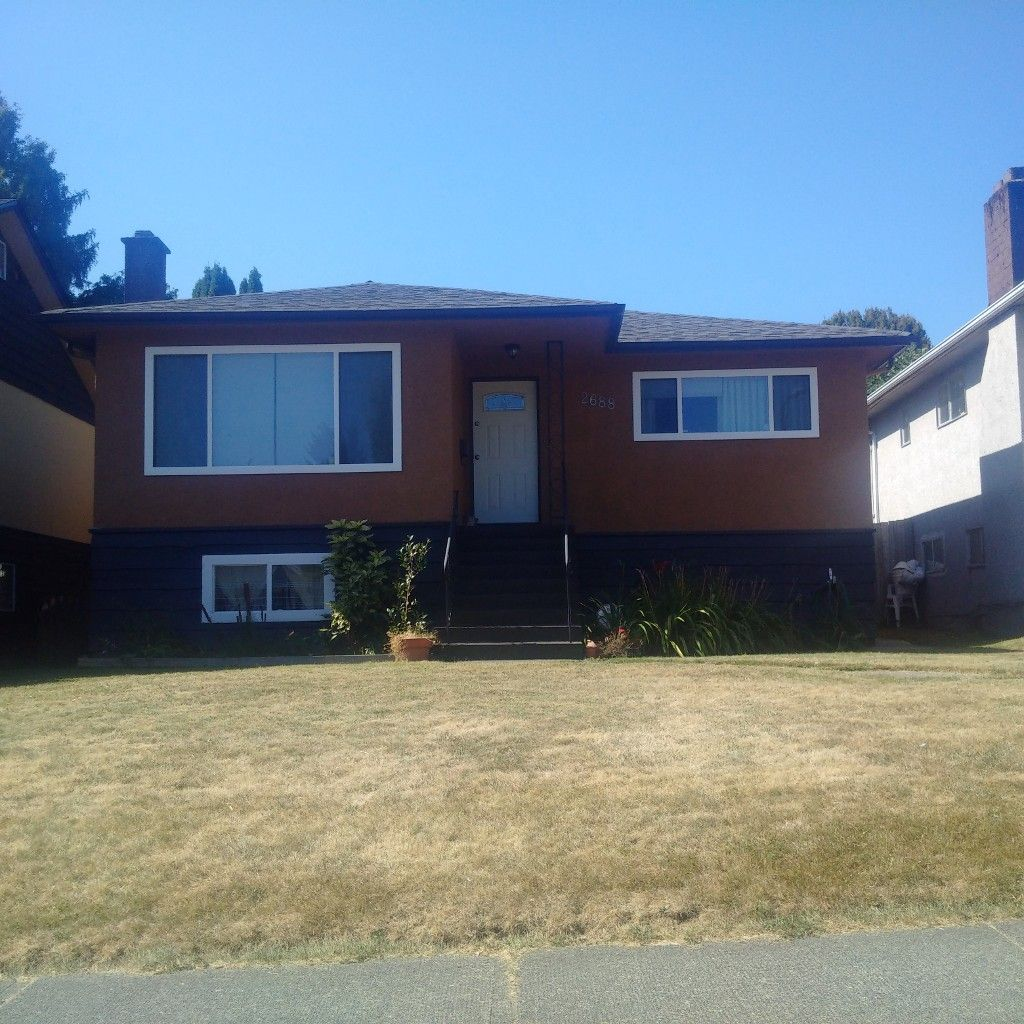 Main Photo: 2688 HORLEY ST in Vancouver: Collingwood VE House for sale (Vancouver East)  : MLS®# V899641