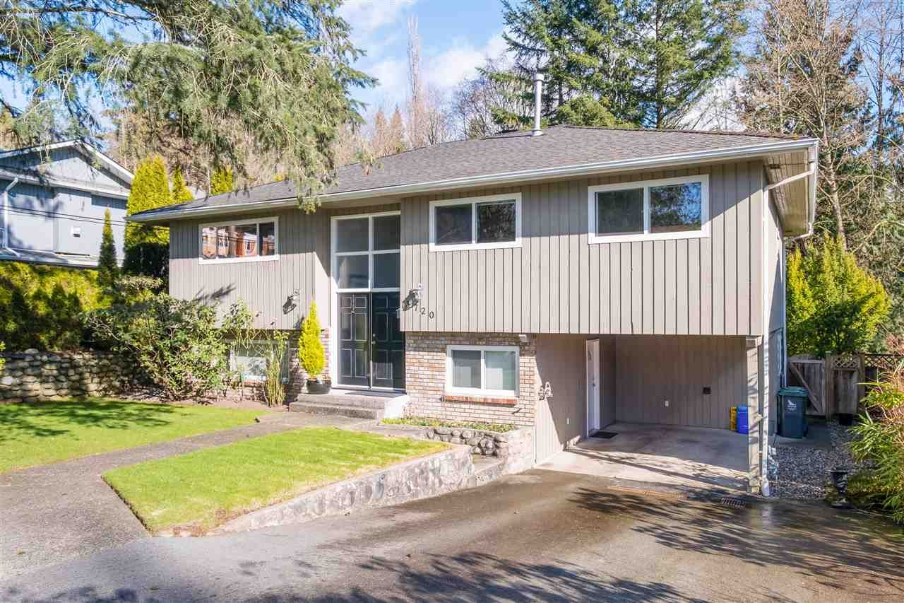 Main Photo: 3720 CAMPBELL Avenue in North Vancouver: Lynn Valley House for sale : MLS®# R2545443