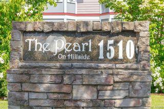 Photo 2: 307 1510 Hillside Ave in VICTORIA: Vi Hillside Condo for sale (Victoria)  : MLS®# 837064