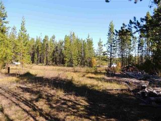 Photo 4: 2773 MEIER Road in Prince George: Cluculz Lake Land for sale (PG Rural West (Zone 77))  : MLS®# R2214176