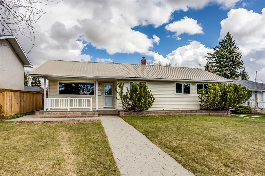 Main Photo: 4720 26 Avenue SW in Calgary: Glendale Detached for sale : MLS®# A1102212