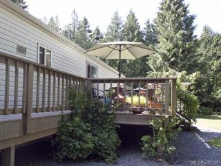 Photo 8: 116 BAYNES DRIVE in FANNY BAY: CV Union Bay/Fanny Bay Manufactured Home for sale (Comox Valley)  : MLS®# 702330