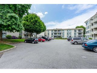 "Photo 1: 219 32850 GEORGE FERGUSON Way in Abbotsford: Central Abbotsford Condo for sale in ""Abbotsford Place"" : MLS®# R2389381"
