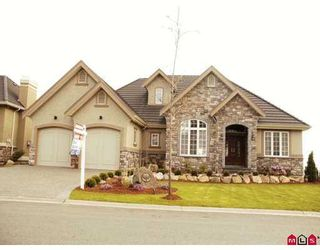 """Photo 1: 35406 JADE Drive in Abbotsford: Abbotsford East House for sale in """"Eagle Mountain"""" : MLS®# F2708273"""