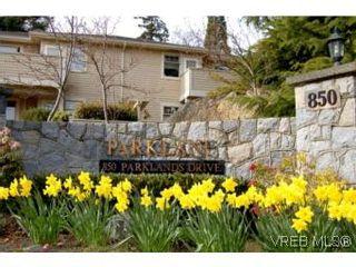 Photo 10: 7 850 Parklands Dr in VICTORIA: Es Gorge Vale Row/Townhouse for sale (Esquimalt)  : MLS®# 499917