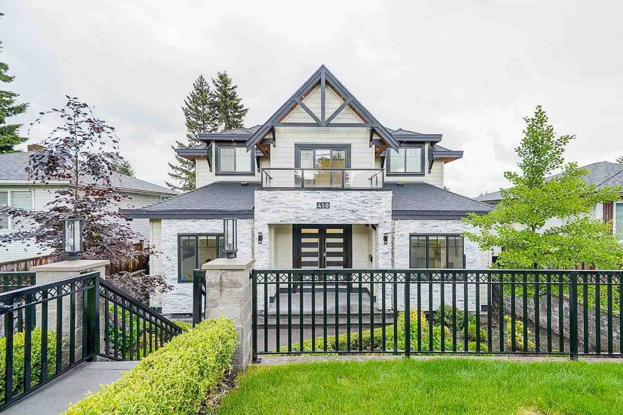 Main Photo: 450 WILSON Street in New Westminster: Sapperton House for sale : MLS®# R2586505