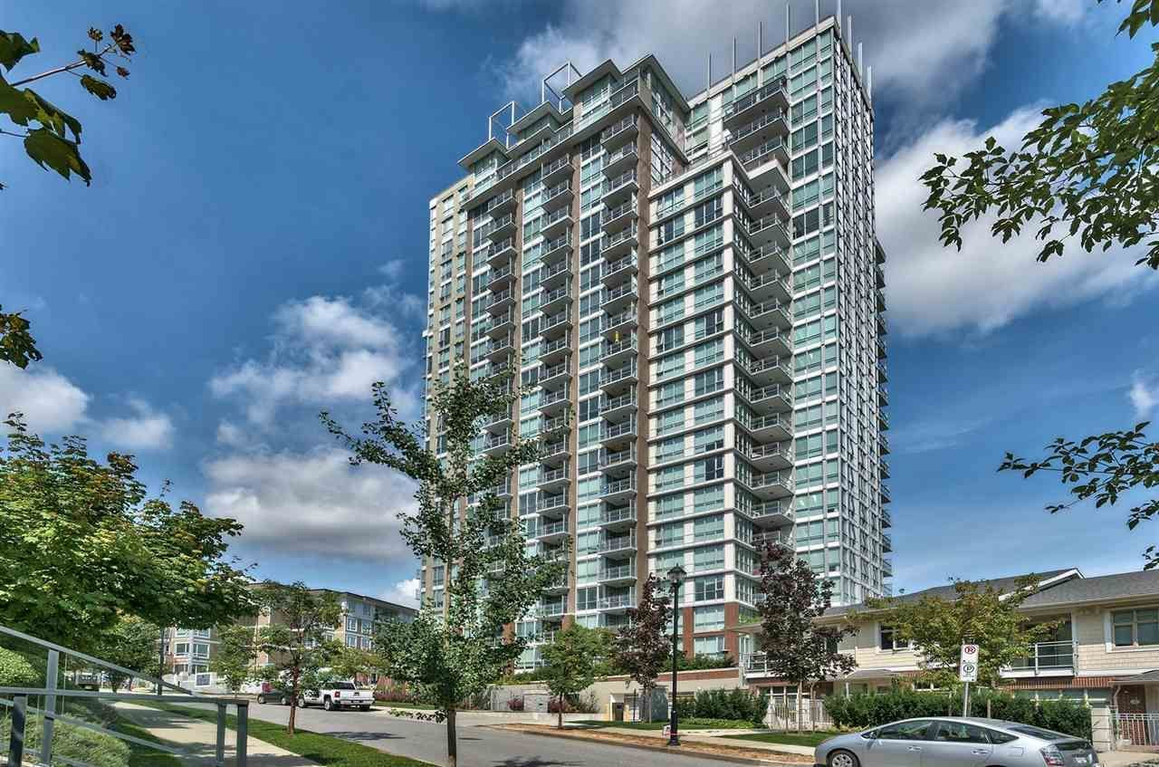 """Main Photo: 502 271 FRANCIS Way in New Westminster: Fraserview NW Condo for sale in """"PARKSDE"""" : MLS®# R2211600"""