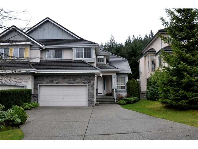 """Main Photo: 2041 PARKWAY Boulevard in Coquitlam: Westwood Plateau 1/2 Duplex for sale in """"WESTWOOD PLATEAU"""" : MLS®# V879774"""