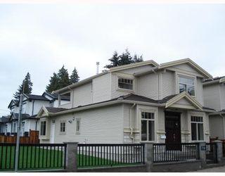 Photo 2: 7715 WEDGEWOOD Street in Burnaby: Burnaby Lake 1/2 Duplex for sale (Burnaby South)  : MLS®# V776716