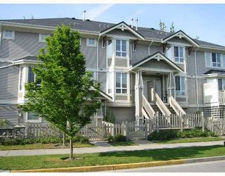 """Photo 1: 3 9079 JONES Road in Richmond: McLennan North Townhouse for sale in """"THE PAVILIONS"""" : MLS®# V648661"""