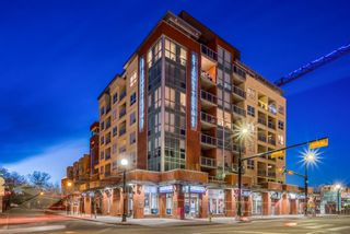 Main Photo: 706 1110 3 Avenue NW in Calgary: Hillhurst Apartment for sale : MLS®# A1126862