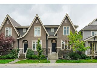 """Photo 1: 7817 211B Street in Langley: Willoughby Heights Condo for sale in """"Shaughnessy Mews"""" : MLS®# R2412194"""