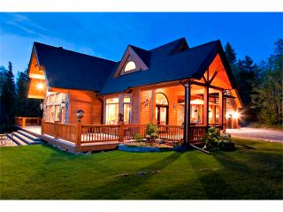 Photo 2: 231036 FORESTRY: Bragg Creek House for sale : MLS®# C4022583