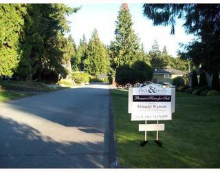 "Photo 10: 919 LEOVISTA Avenue in North_Vancouver: Capilano Highlands House for sale in ""EDGEMONT VILLAGE"" (North Vancouver)  : MLS®# V764775"