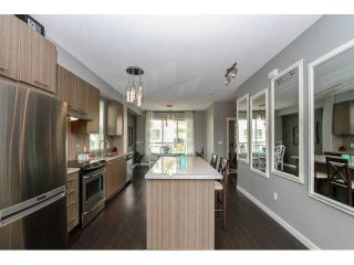 "Photo 5: 54 1295 SOBALL Street in Coquitlam: Burke Mountain Townhouse for sale in ""TYNERIDGE"" : MLS®# V1115342"