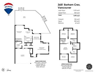 Photo 20: 3681 BORHAM CRESCENT in Vancouver East: Home for sale : MLS®# R2353894
