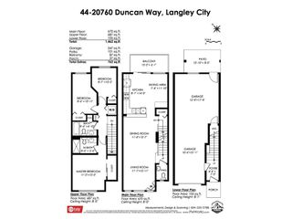 """Photo 40: 44 20760 DUNCAN Way in Langley: Langley City Townhouse for sale in """"Wyndham Lane II"""" : MLS®# R2461053"""