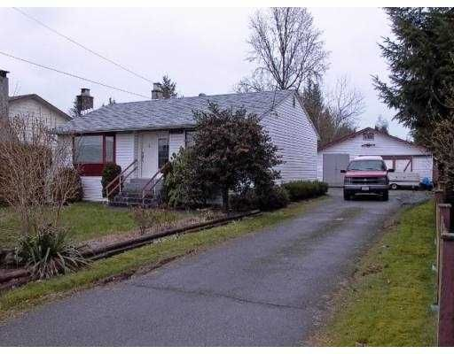 Main Photo: 12254 227TH ST in Maple Ridge: East Central House for sale : MLS®# V577792