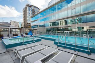 """Photo 17: 704 112 E 13TH Street in North Vancouver: Lower Lonsdale Condo for sale in """"CENTREVIEW"""" : MLS®# R2243856"""