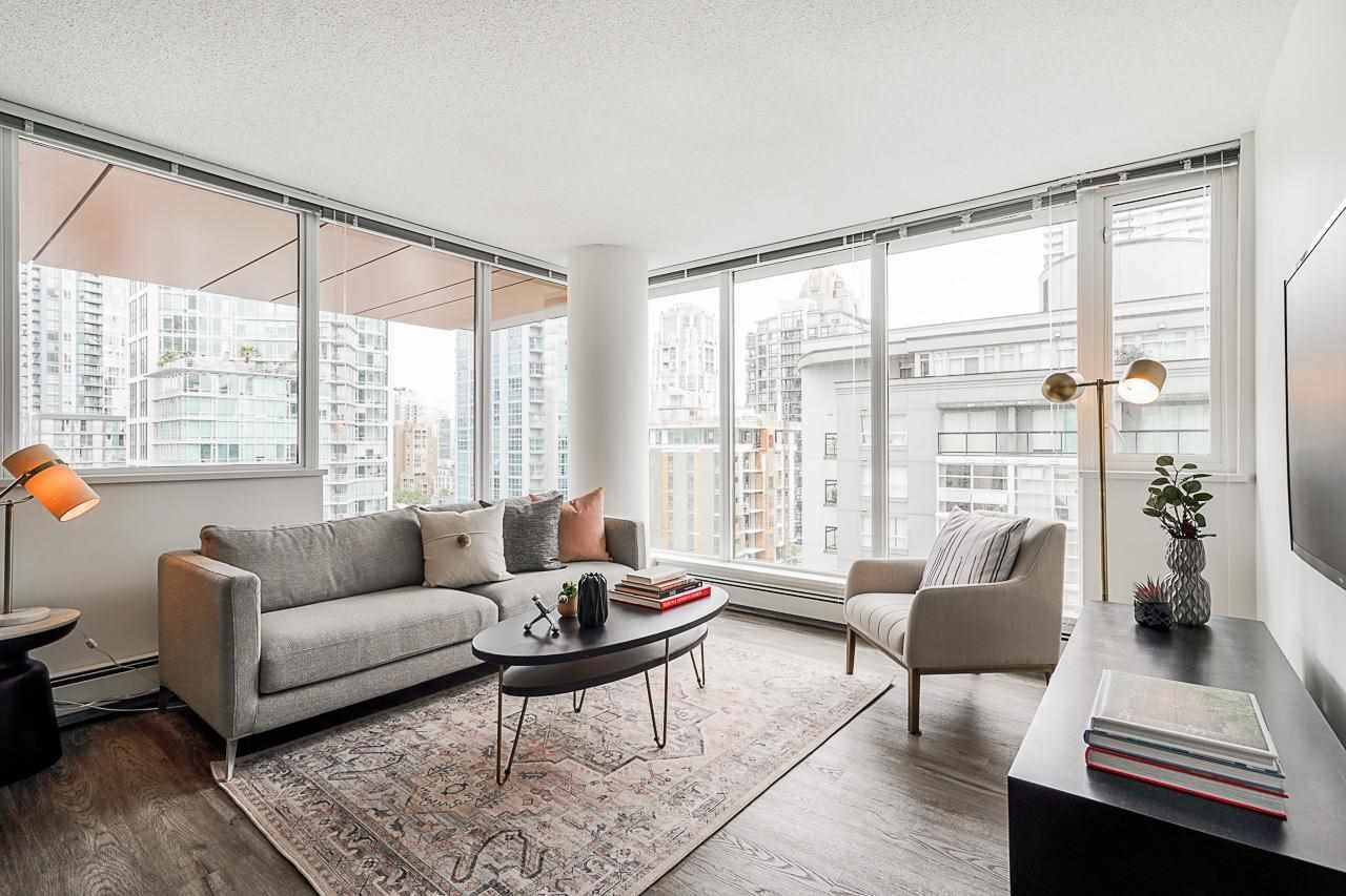 Main Photo: 1006 1325 ROLSTON Street in Vancouver: Downtown VW Condo for sale (Vancouver West)  : MLS®# R2592452