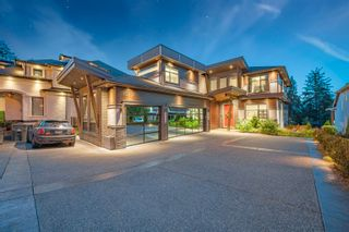 Photo 1: 16731 MCNAIR Drive in Surrey: Sunnyside Park Surrey House for sale (South Surrey White Rock)  : MLS®# R2602479
