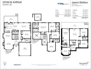 Photo 34: 12748 62 Avenue in Surrey: Panorama Ridge House for sale : MLS®# R2561653
