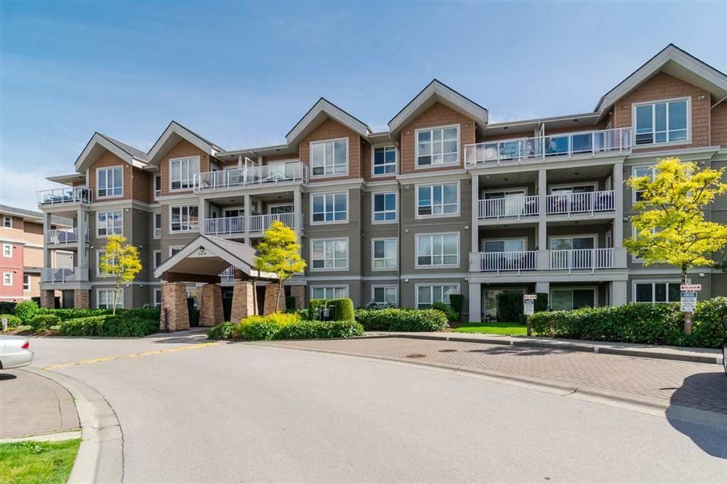 """Main Photo: 413 6430 194 Street in Surrey: Clayton Condo for sale in """"Waterstone"""" (Cloverdale)  : MLS®# R2231688"""