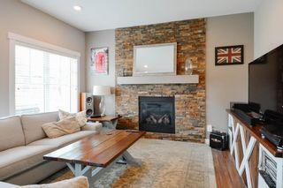 Photo 17: 4073 ALLAN Crescent in Edmonton: Zone 56 House Half Duplex for sale : MLS®# E4256367