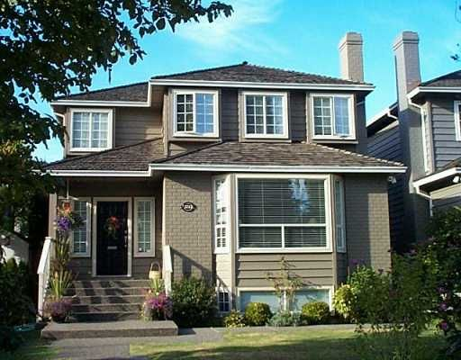 Main Photo: 3733 W 39TH AV in Vancouver: Southlands House for sale (Vancouver West)  : MLS®# V610617