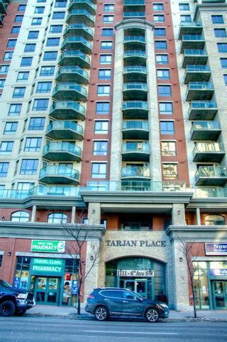 Photo 2: 205 1111 6 Avenue SW in Calgary: Downtown West End Apartment for sale : MLS®# A1063209