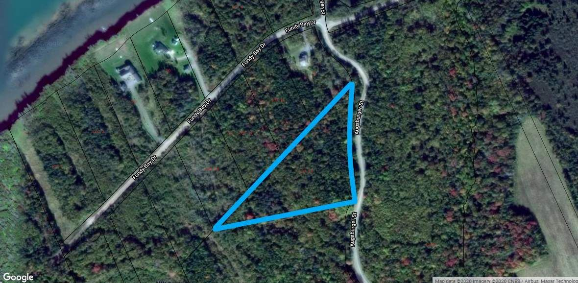 Main Photo: Lot 17 Augsburger Street in Victoria Harbour: 404-Kings County Vacant Land for sale (Annapolis Valley)  : MLS®# 202010554