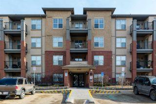 Photo 1: 408 11441 ELLERSLIE Road in Edmonton: Zone 55 Condo for sale : MLS®# E4231429