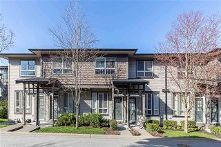 "Photo 1: 109 2729 158 Street in White Rock: Grandview Surrey Townhouse for sale in ""Kaleden"" (South Surrey White Rock)  : MLS®# R2574532"