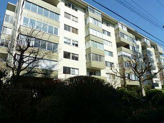 Main Photo: 504 1425 ESQUIMALT Avenue in West Vancouver: Ambleside Condo for sale : MLS®# V1119481