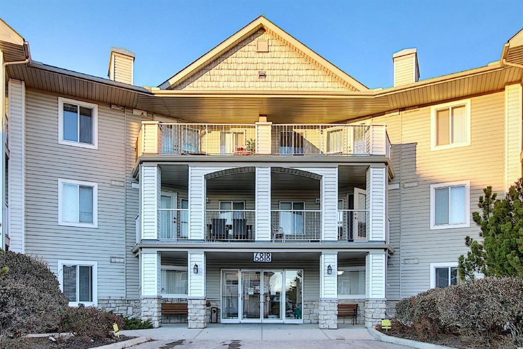 Main Photo: 3225 6818 Pinecliff Grove NE in Calgary: Pineridge Apartment for sale : MLS®# A1053438