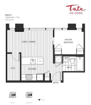 Photo 16: 1003 1283 HOWE Street in Vancouver: Downtown VW Condo for sale (Vancouver West)  : MLS®# R2578162