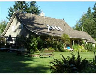 Photo 3: 462 VETERANS Road in Gibsons: Gibsons & Area House for sale (Sunshine Coast)  : MLS®# V733828