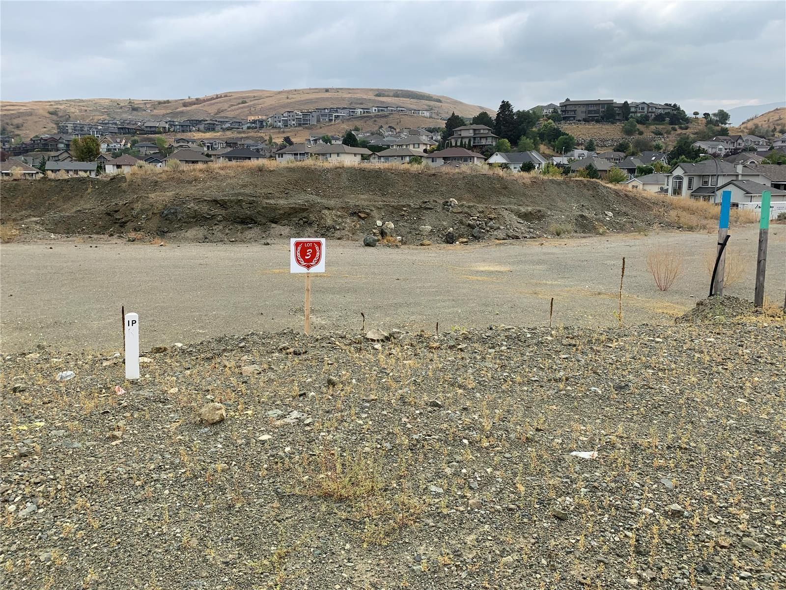 Main Photo: #Lot 3 945 Mt. Griffin Road, in Vernon: Vacant Land for sale : MLS®# 10241041