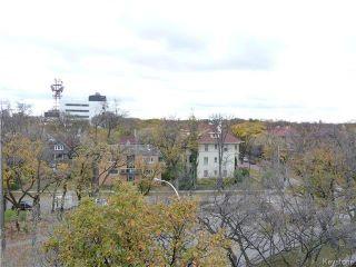 Photo 6: 603 245 Wellington Crescent in Winnipeg: Osborne Village Condominium for sale (1B)  : MLS®# 1626263