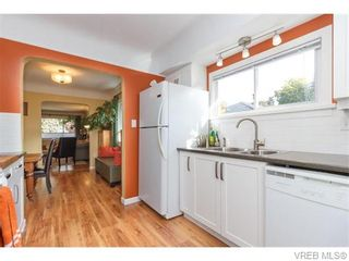 Photo 8: 1609 Chandler Ave in VICTORIA: Vi Fairfield East Half Duplex for sale (Victoria)  : MLS®# 744079