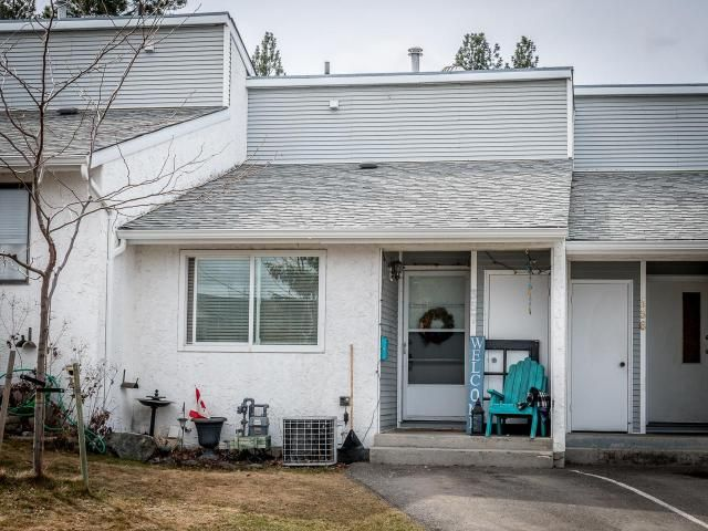 Main Photo: 357 1780 SPRINGVIEW PLACE in : Sahali Townhouse for sale (Kamloops)  : MLS®# 150604