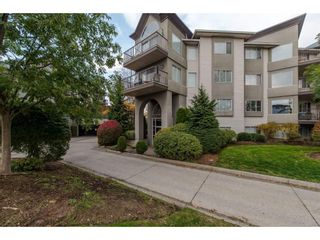 """Main Photo: 3 32725 GEORGE FERGUSON Way in Abbotsford: Abbotsford West Condo for sale in """"Uptown Building A"""" : MLS®# R2313788"""