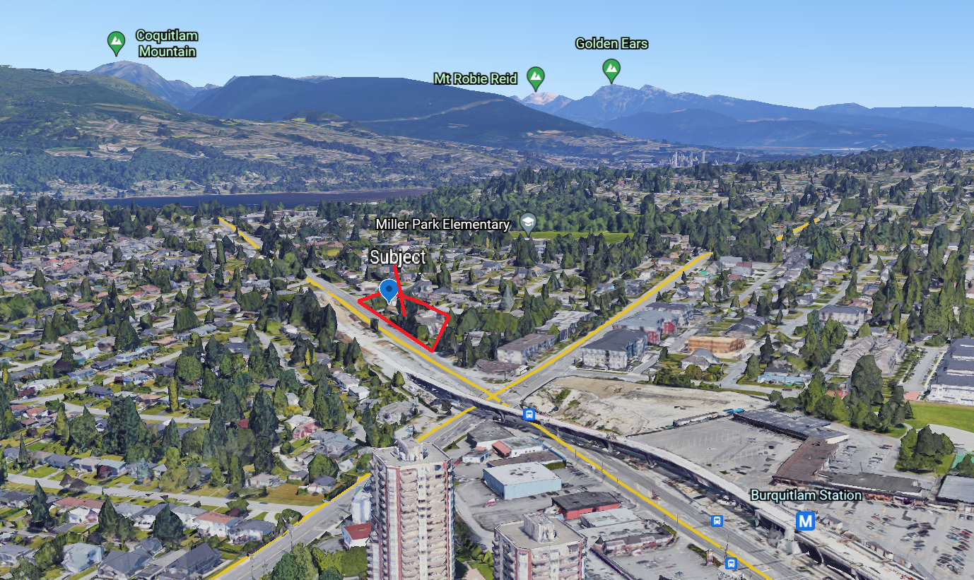 Main Photo: 608-612 Lea Ave & 640-650 Clarke Rd in Coquitlam: Coquitlam West Commercial for sale