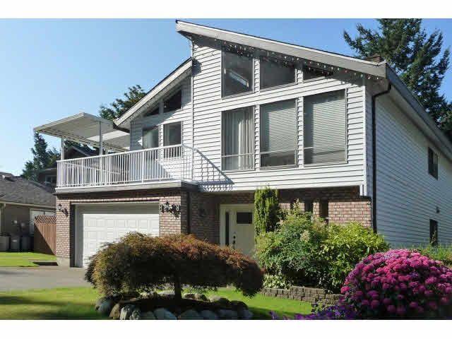 Main Photo: 8533 DELNOVA DRIVE in : Nordel House for sale : MLS®# F1300046