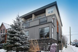 Photo 1: 3435 17 Street SW in Calgary: South Calgary Row/Townhouse for sale : MLS®# A1063068