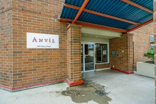 """Photo 2: 104 200 KEARY Street in New Westminster: Sapperton Condo for sale in """"THE ANVIL"""" : MLS®# R2409767"""