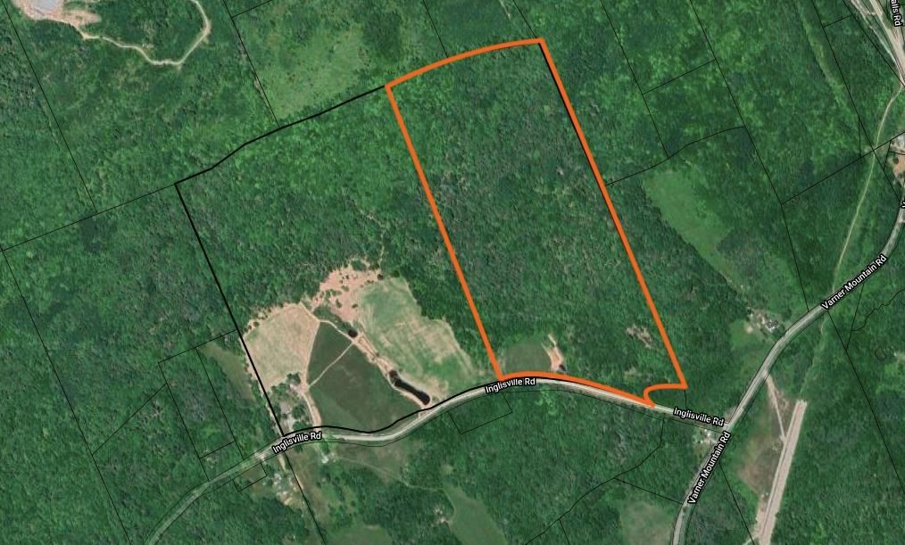 50 Acres to be Severed